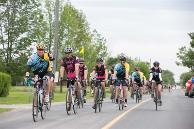 The Enbridge Ride to Conquer Cancer: Benefiting Princess Margaret Cancer Centre